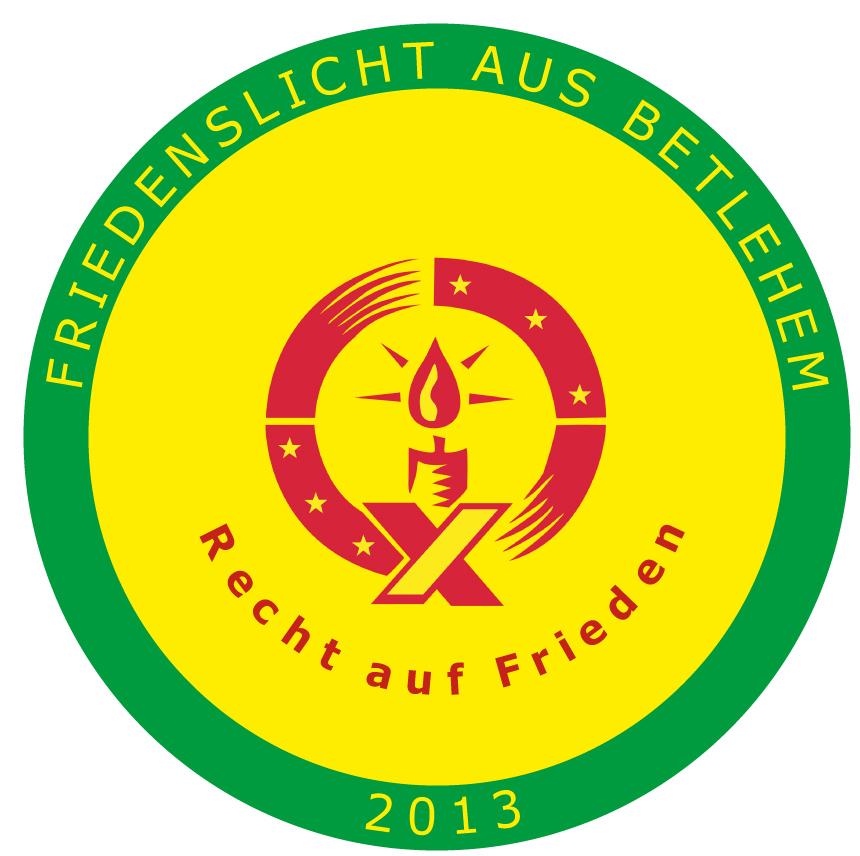Friedenslicht 2013